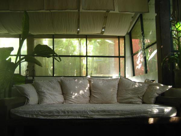 The daybed