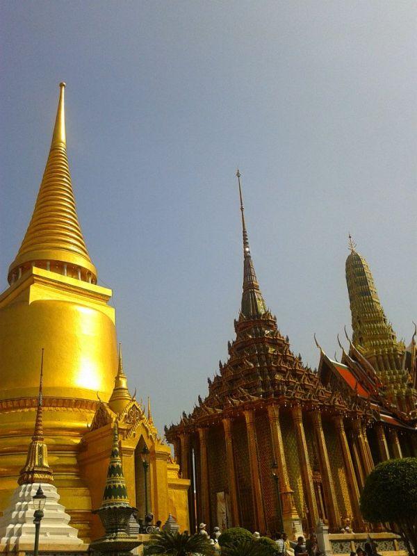 Wat Phra Kaew in Bangkok