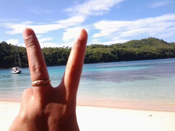 Daplak, Boayan Island