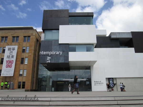 The Museum of Contemporary Art