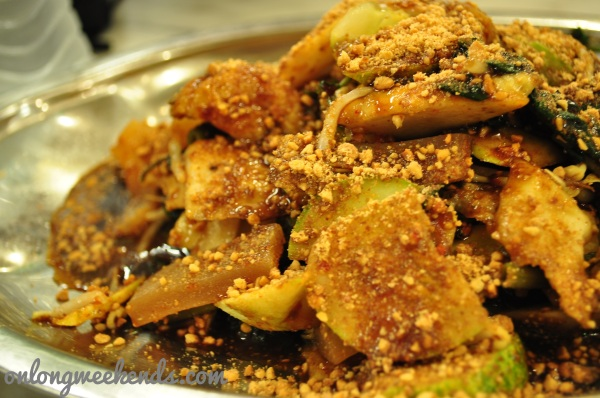 My new favorite : Rojak!