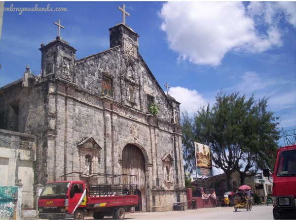 Sts. Peter and Paul Church in Bantayan Island