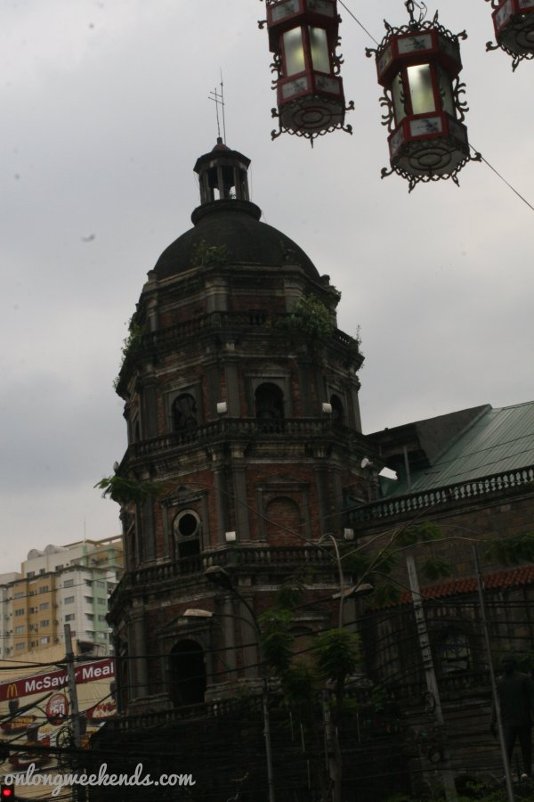 San Lorenzo Ruiz Church in Binondo