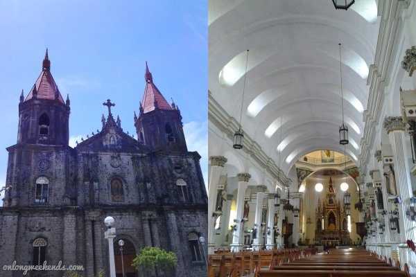 The Church of Saint Anne in Molo, Iloilo