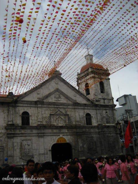Basilica Minore of Sto. Nino del Cebu
